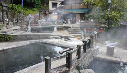野沢温泉 外湯巡りが楽しい温泉街