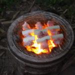 炭火焼き鳥
