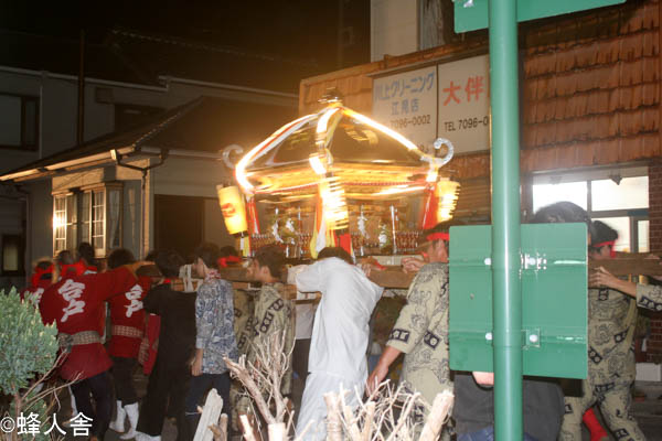 江見の祭り