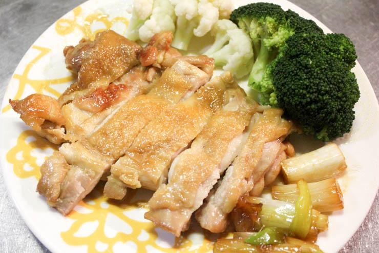 【はちみつレシピ】鶏肉の照り煮