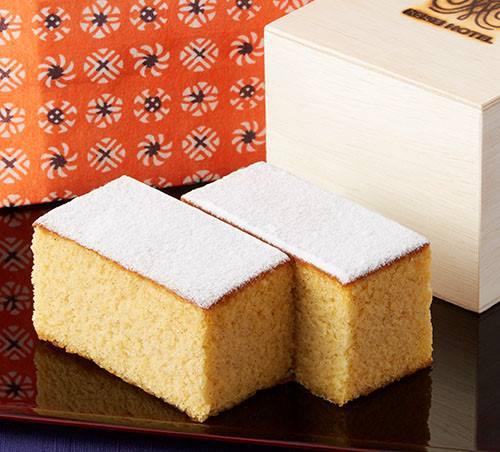 京成ホテルで蜂人舎の夏採れ蜜を使用したカステラを販売開始
