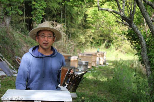 家庭養蜂の勧め 本物の蜂蜜が食べれますよ